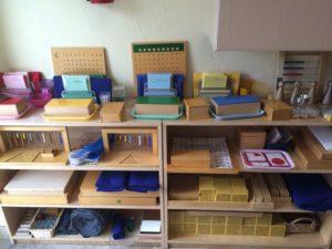 classroom montessori